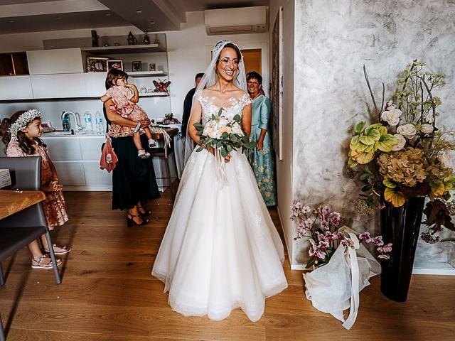 Il matrimonio di Alessandro e Alice a  Zelarino, Venezia 9