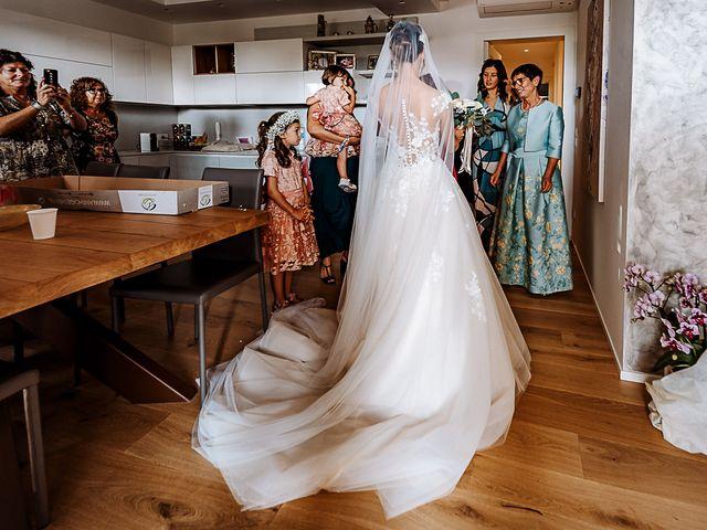 Il matrimonio di Alessandro e Alice a  Zelarino, Venezia 10