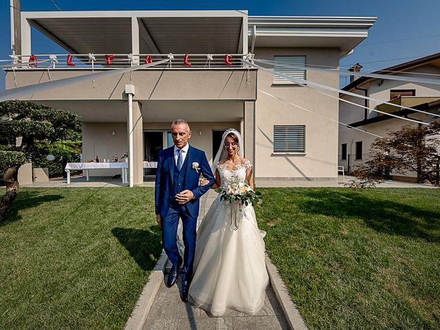 Il matrimonio di Alessandro e Alice a  Zelarino, Venezia 12