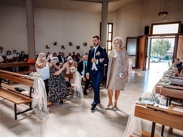 Il matrimonio di Alessandro e Alice a  Zelarino, Venezia 13