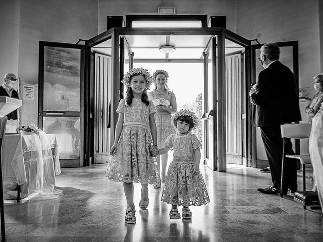 Il matrimonio di Alessandro e Alice a  Zelarino, Venezia 16
