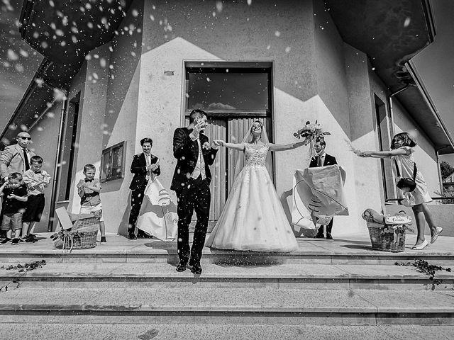 Il matrimonio di Alessandro e Alice a  Zelarino, Venezia 18