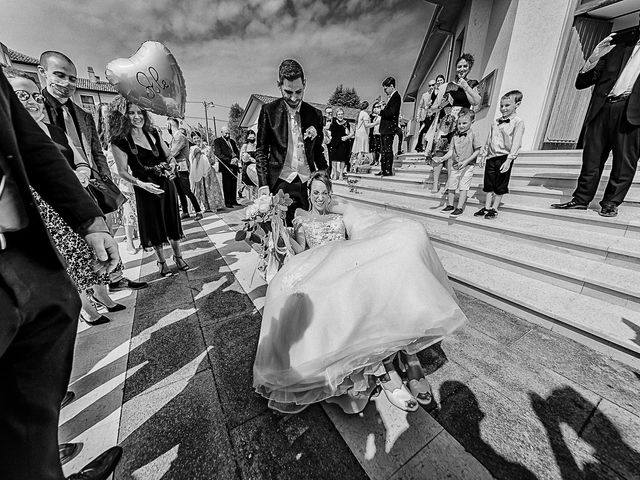 Il matrimonio di Alessandro e Alice a  Zelarino, Venezia 19
