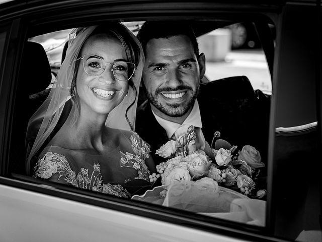 Il matrimonio di Alessandro e Alice a  Zelarino, Venezia 20