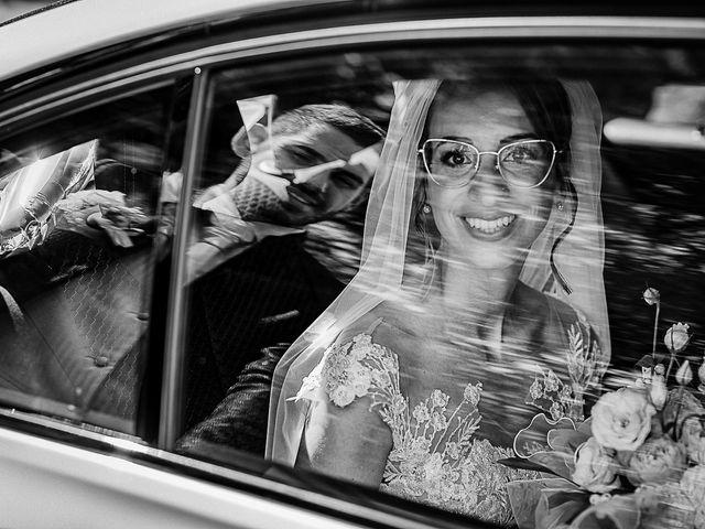 Il matrimonio di Alessandro e Alice a  Zelarino, Venezia 22