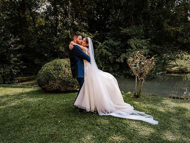 Il matrimonio di Alessandro e Alice a  Zelarino, Venezia 24