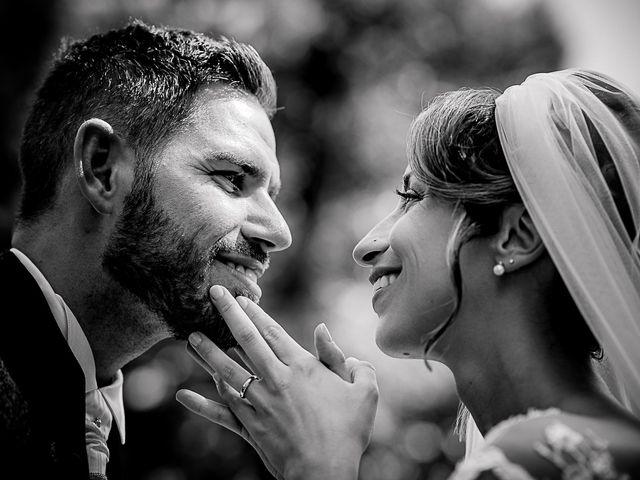Il matrimonio di Alessandro e Alice a  Zelarino, Venezia 1