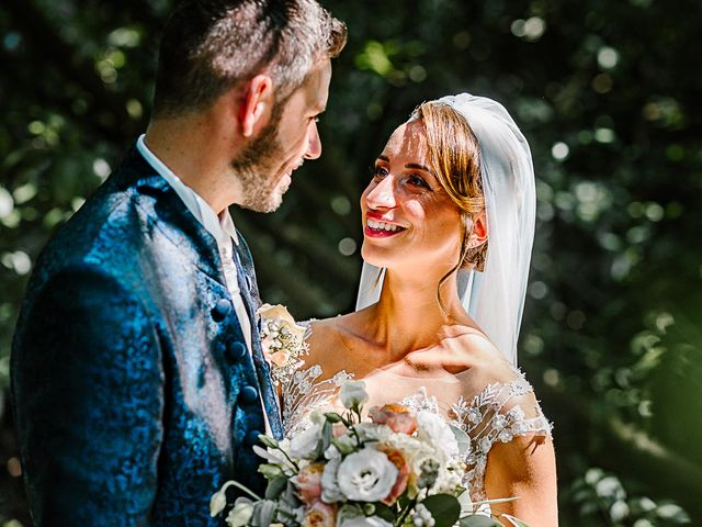 Il matrimonio di Alessandro e Alice a  Zelarino, Venezia 28