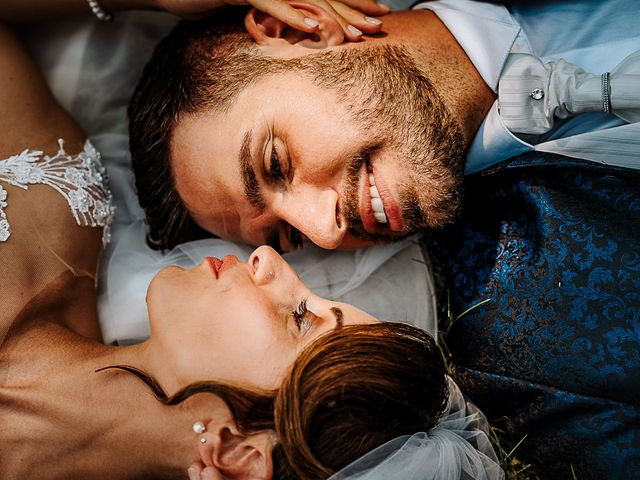 Il matrimonio di Alessandro e Alice a  Zelarino, Venezia 31