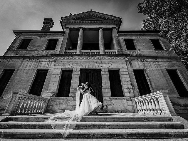 Il matrimonio di Alessandro e Alice a  Zelarino, Venezia 34