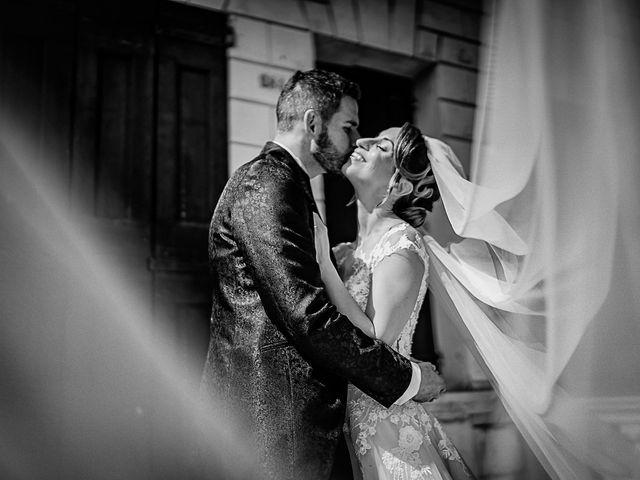 Il matrimonio di Alessandro e Alice a  Zelarino, Venezia 35