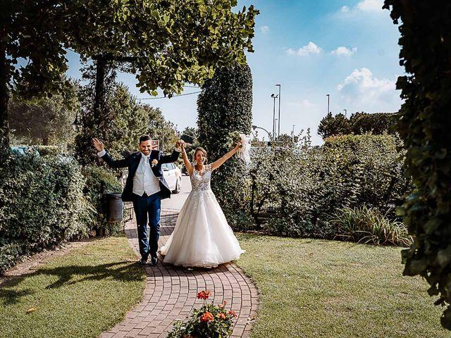 Il matrimonio di Alessandro e Alice a  Zelarino, Venezia 36