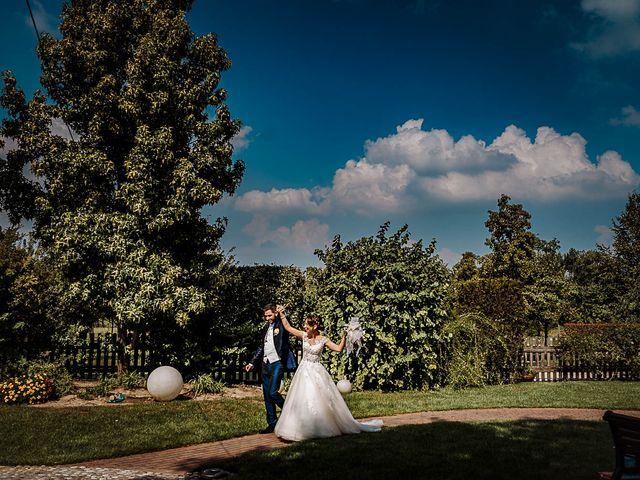 Il matrimonio di Alessandro e Alice a  Zelarino, Venezia 37