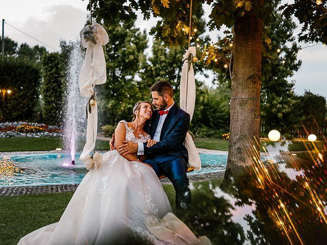 Il matrimonio di Alessandro e Alice a  Zelarino, Venezia 50