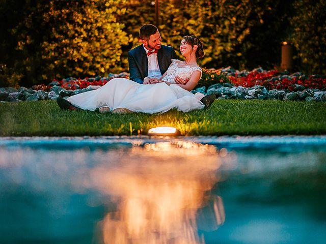 Il matrimonio di Alessandro e Alice a  Zelarino, Venezia 57