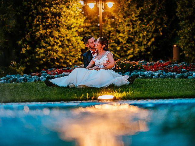 Il matrimonio di Alessandro e Alice a  Zelarino, Venezia 58