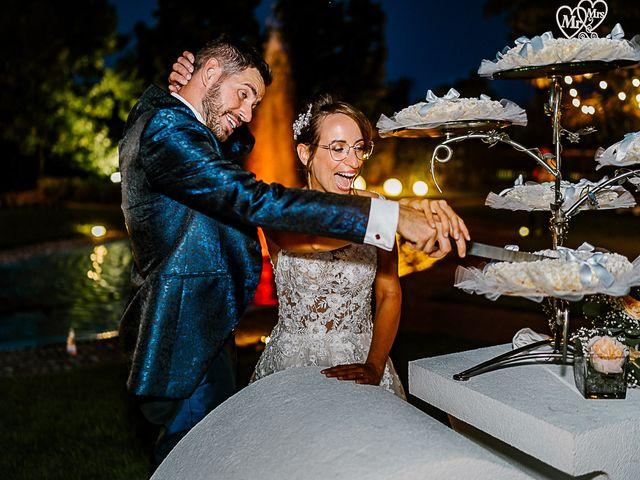 Il matrimonio di Alessandro e Alice a  Zelarino, Venezia 62