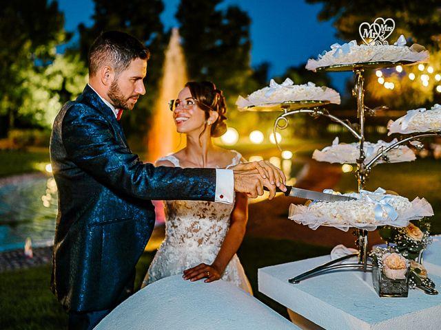 Il matrimonio di Alessandro e Alice a  Zelarino, Venezia 63