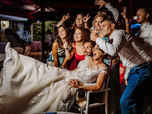 Il matrimonio di Alessandro e Alice a  Zelarino, Venezia 71