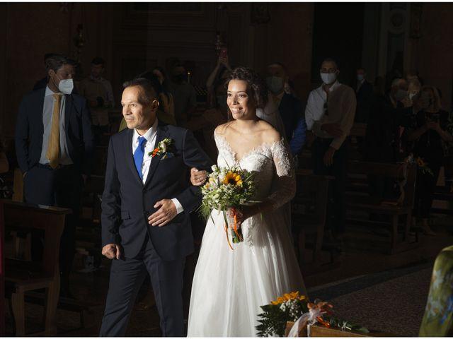 Il matrimonio di Andrea e Valeria a Rho, Milano 22