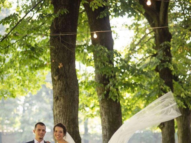 Il matrimonio di Andrea e Valeria a Rho, Milano 45