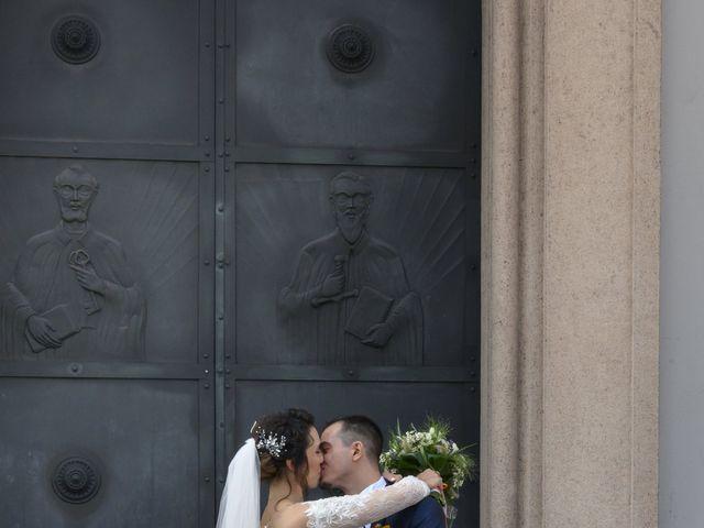 Il matrimonio di Andrea e Valeria a Rho, Milano 33