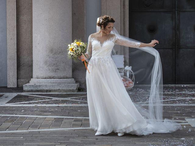 Il matrimonio di Andrea e Valeria a Rho, Milano 35