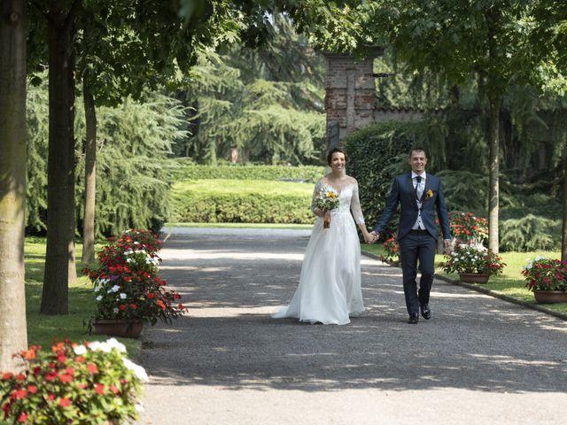 Il matrimonio di Andrea e Valeria a Rho, Milano 37