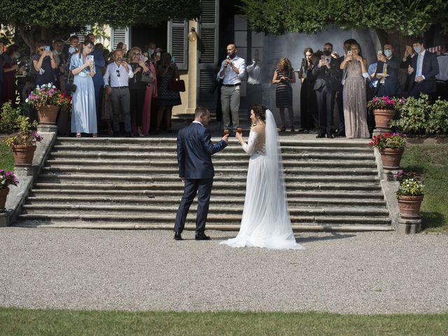 Il matrimonio di Andrea e Valeria a Rho, Milano 44