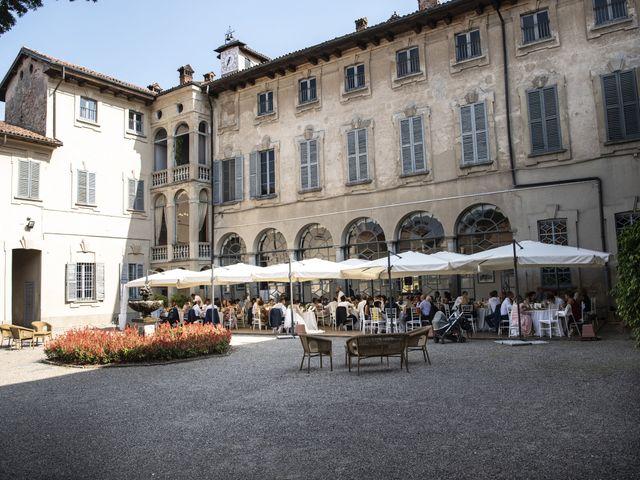 Il matrimonio di Andrea e Valeria a Rho, Milano 49