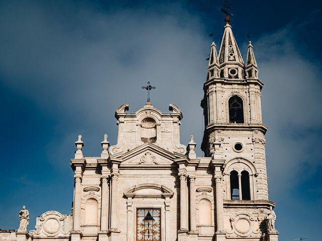Il matrimonio di Valentina e Alessandro a Acireale, Catania 9