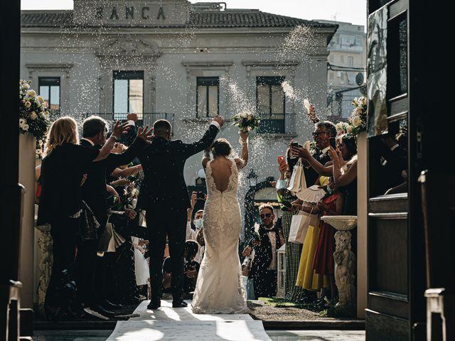 Il matrimonio di Valentina e Alessandro a Acireale, Catania 16