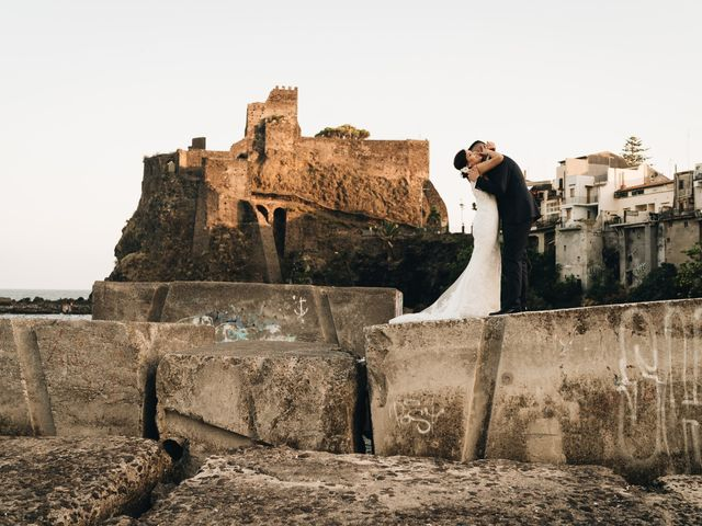 Il matrimonio di Valentina e Alessandro a Acireale, Catania 23