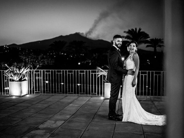 Il matrimonio di Valentina e Alessandro a Acireale, Catania 38