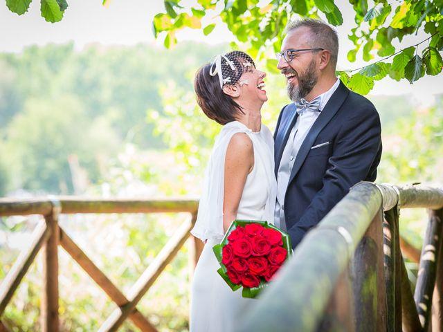 Il matrimonio di Cristina e Domenico a Viverone, Biella 1