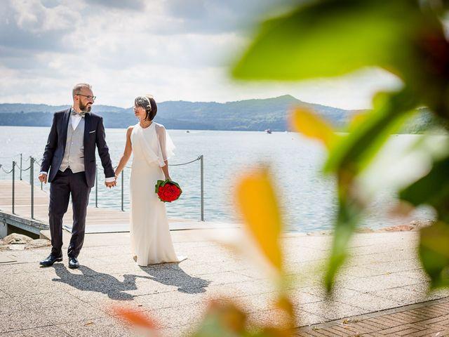 Il matrimonio di Cristina e Domenico a Viverone, Biella 2