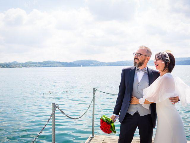 Il matrimonio di Cristina e Domenico a Viverone, Biella 6