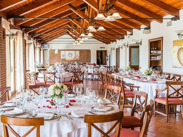 Il matrimonio di Cristina e Domenico a Viverone, Biella 7