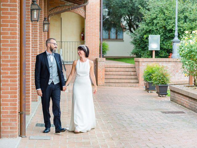 Il matrimonio di Cristina e Domenico a Viverone, Biella 8