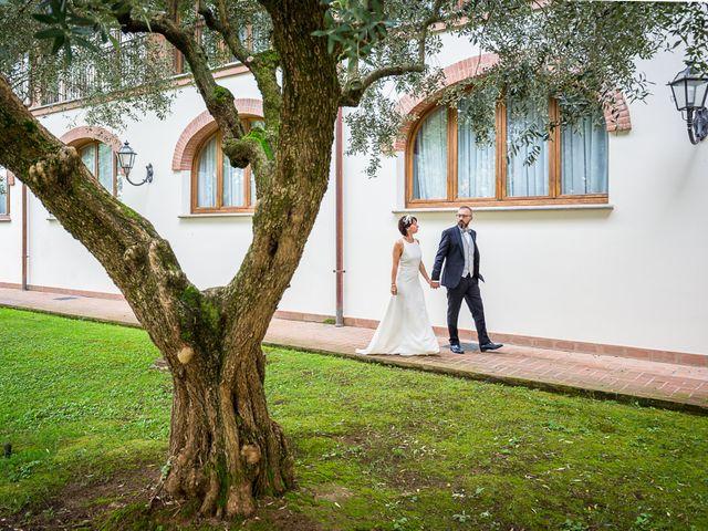 Il matrimonio di Cristina e Domenico a Viverone, Biella 9