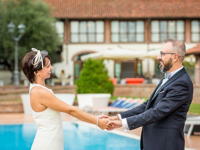Il matrimonio di Cristina e Domenico a Viverone, Biella 10
