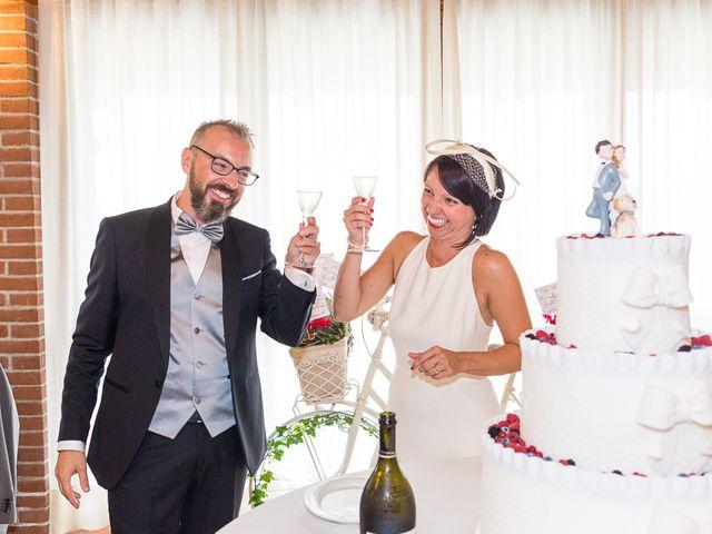 Il matrimonio di Cristina e Domenico a Viverone, Biella 12