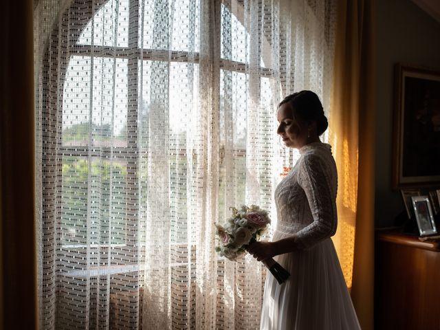 Il matrimonio di Gianfranco e Valentina a Oleggio, Novara 13