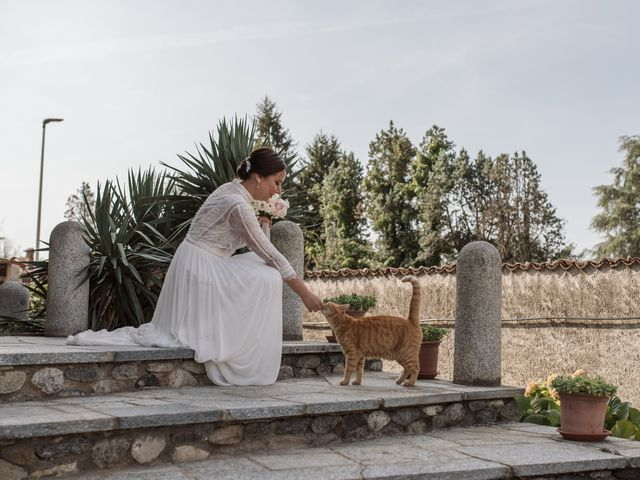 Il matrimonio di Gianfranco e Valentina a Oleggio, Novara 15