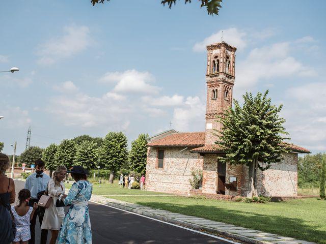 Il matrimonio di Gianfranco e Valentina a Oleggio, Novara 16
