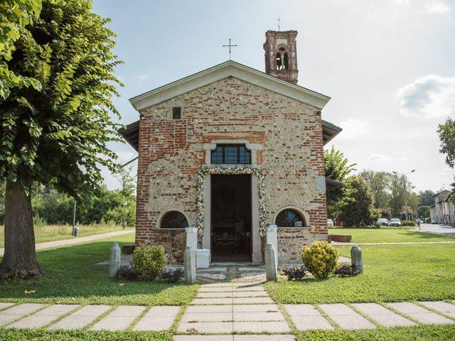 Il matrimonio di Gianfranco e Valentina a Oleggio, Novara 19