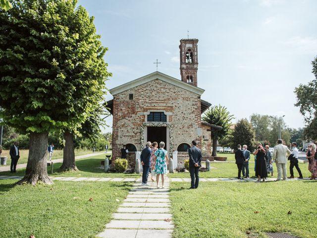 Il matrimonio di Gianfranco e Valentina a Oleggio, Novara 20