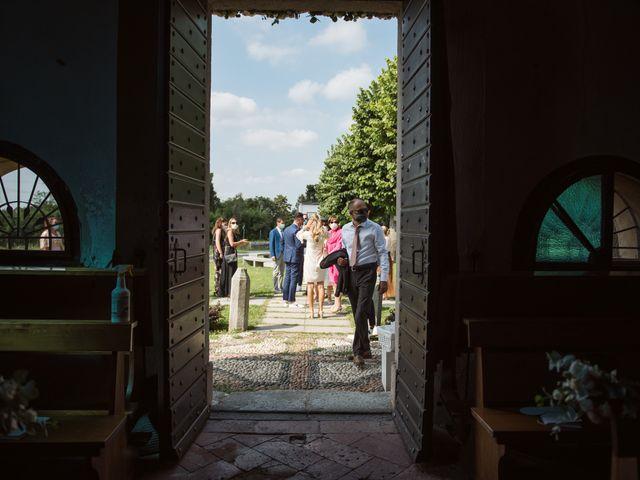 Il matrimonio di Gianfranco e Valentina a Oleggio, Novara 21