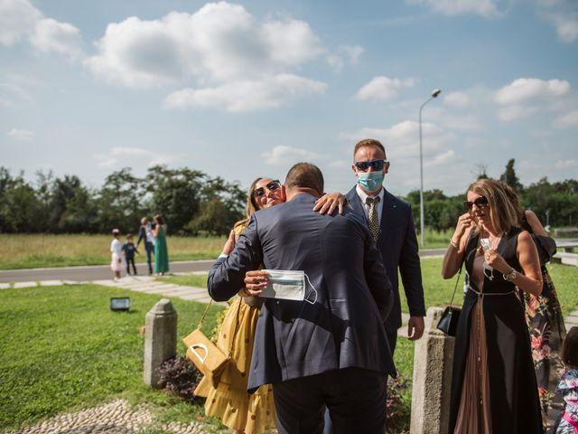Il matrimonio di Gianfranco e Valentina a Oleggio, Novara 22