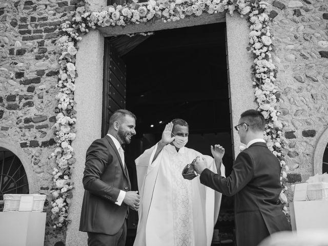 Il matrimonio di Gianfranco e Valentina a Oleggio, Novara 23